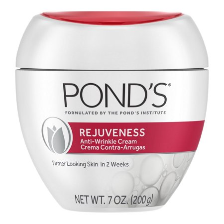 - Pond's Rejuveness Anti-Wrinkle Cream 7 oz