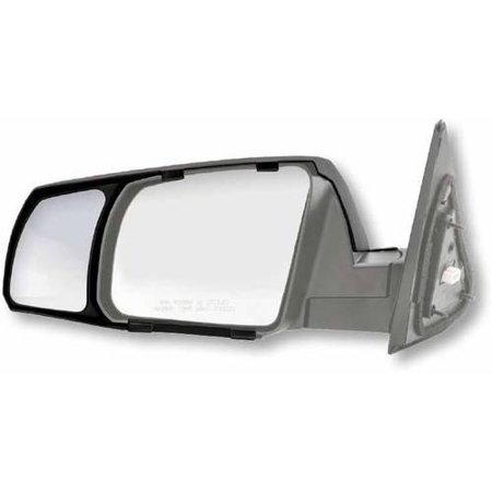 09 Toyota Tundra Mirror (81300 - Fit System 07-17 Custom Fit Towing Mirror - Toyota Tundra, Sequoia,)