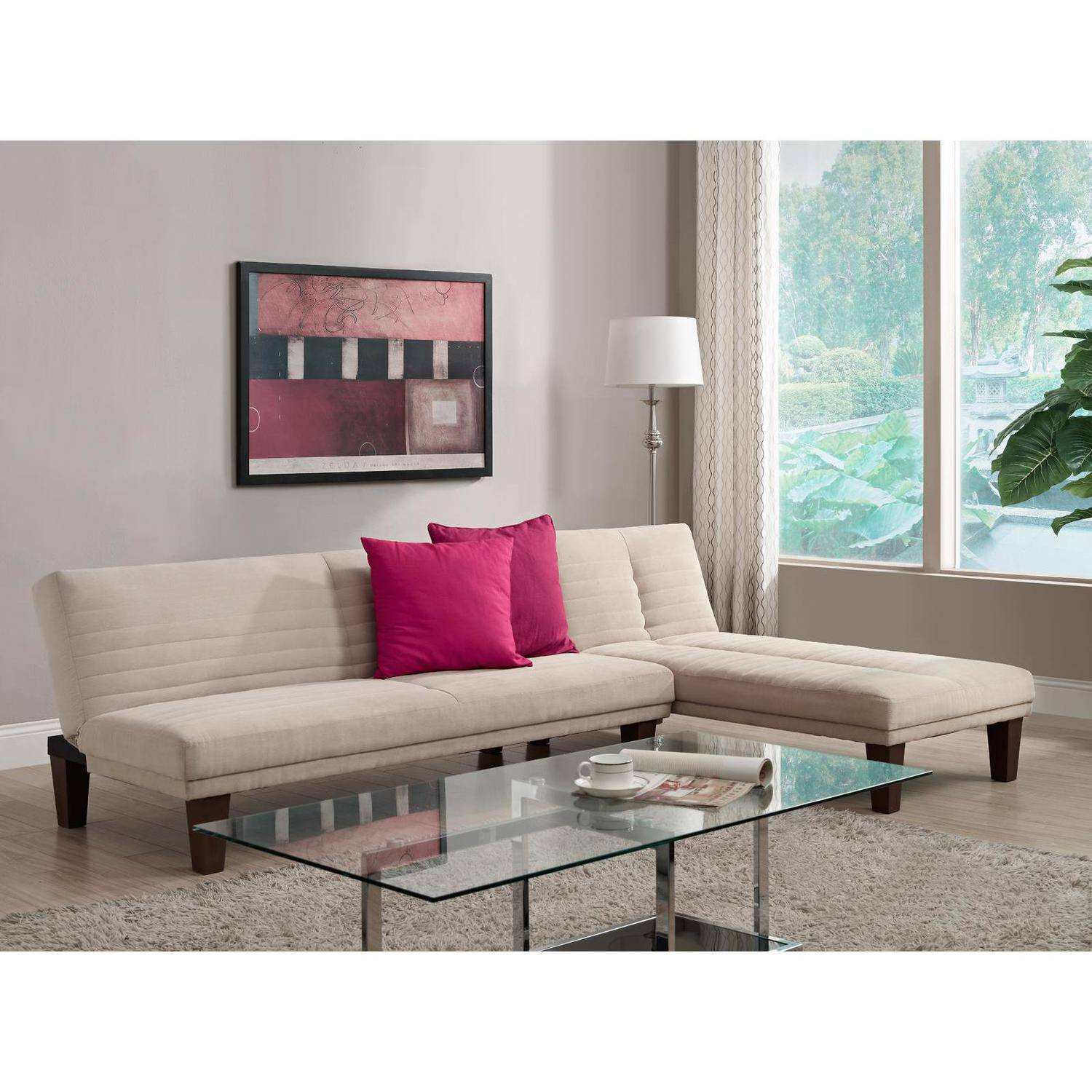 sc 1 st  Walmart : dillan chaise - Sectionals, Sofas & Couches