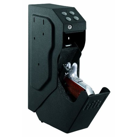 Quick Access Digital Keypad SpeedVault Handgun Safe Foamed Interior by Gunvault