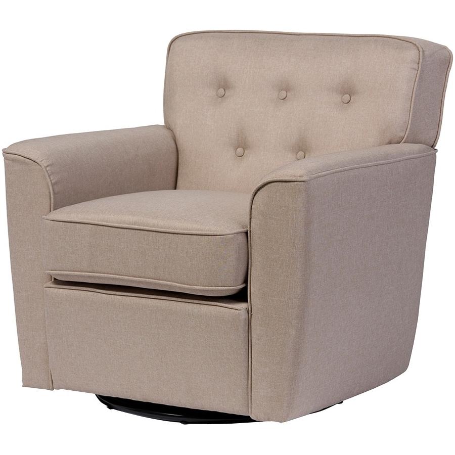 Baxton Studio Canberra Lounge Chair by Baxton Studio