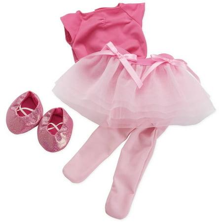 Manhattan Toy Baby Stella, Tiptoe Ballet Tutu 15