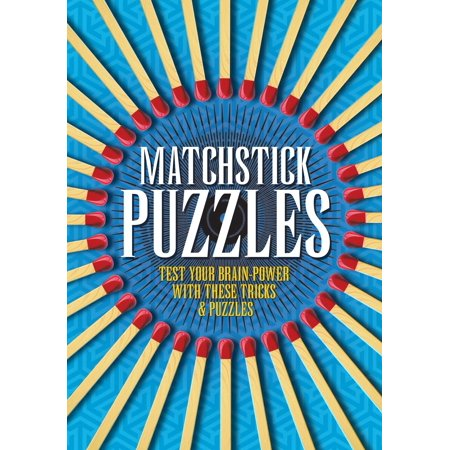 Matchstick Garden (Matchstick Puzzles - eBook)