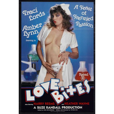 Love Bites  1985  11X17 Movie Poster