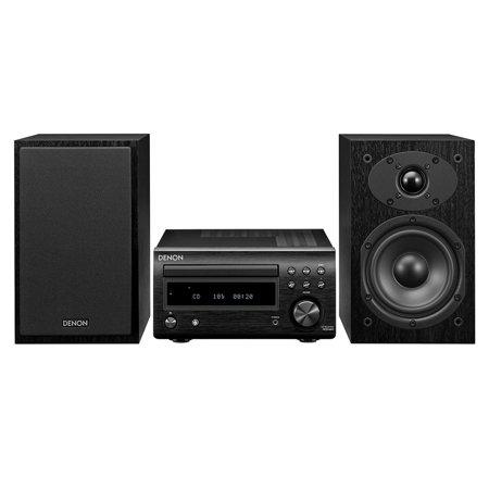 Denon D-M41 Hi-Fi System with CD, Bluetooth, and AM/FM