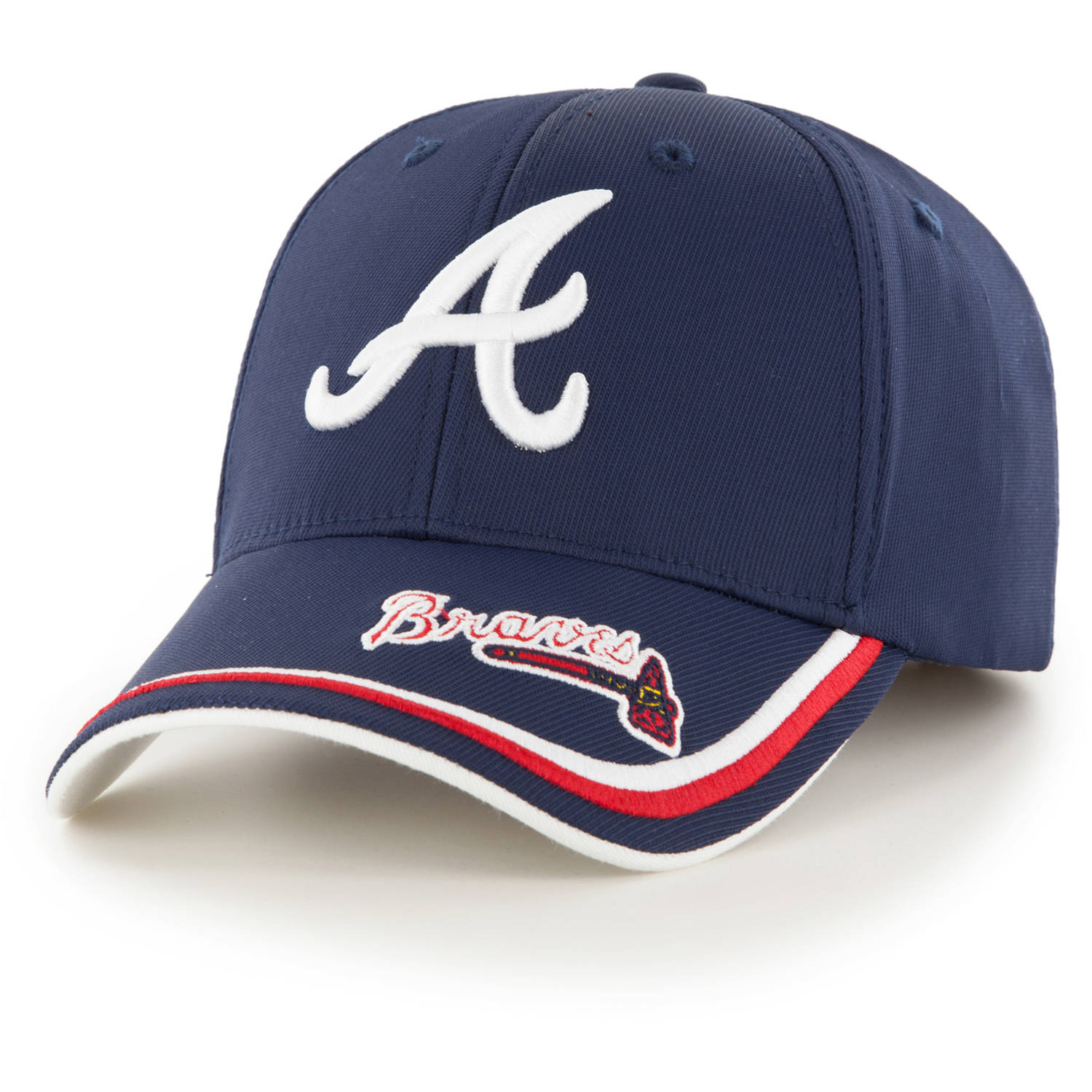 MLB Atlanta Braves Mass Forest Cap - Fan Favorite