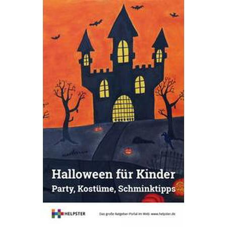 Halloween für Kinder - eBook - Kinder Halloween Poems