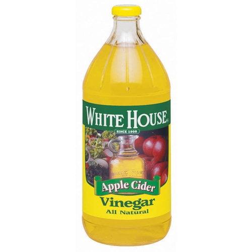 White House Apple Cider Vinegar, 32 oz