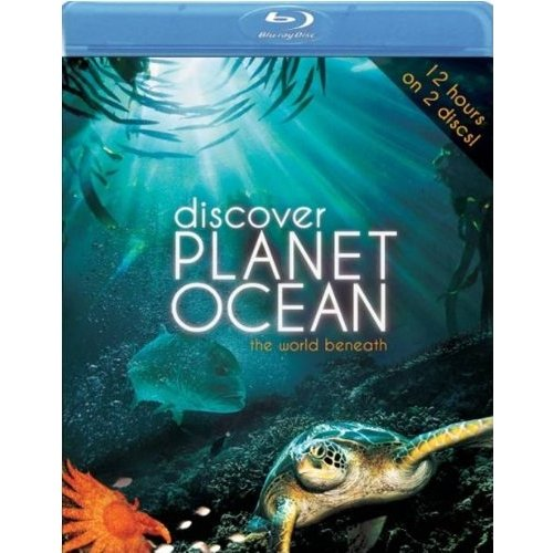 Discover Planet Ocean: The World Beneath (Blu-ray) by DISCOVERY CHANNEL