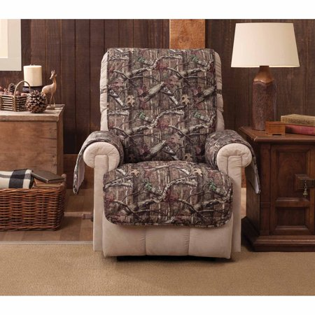 Mossy Oak Break-Up Infinity Camouflage Recliner Wing Chair Protector -  Walmart.com 2c862f072