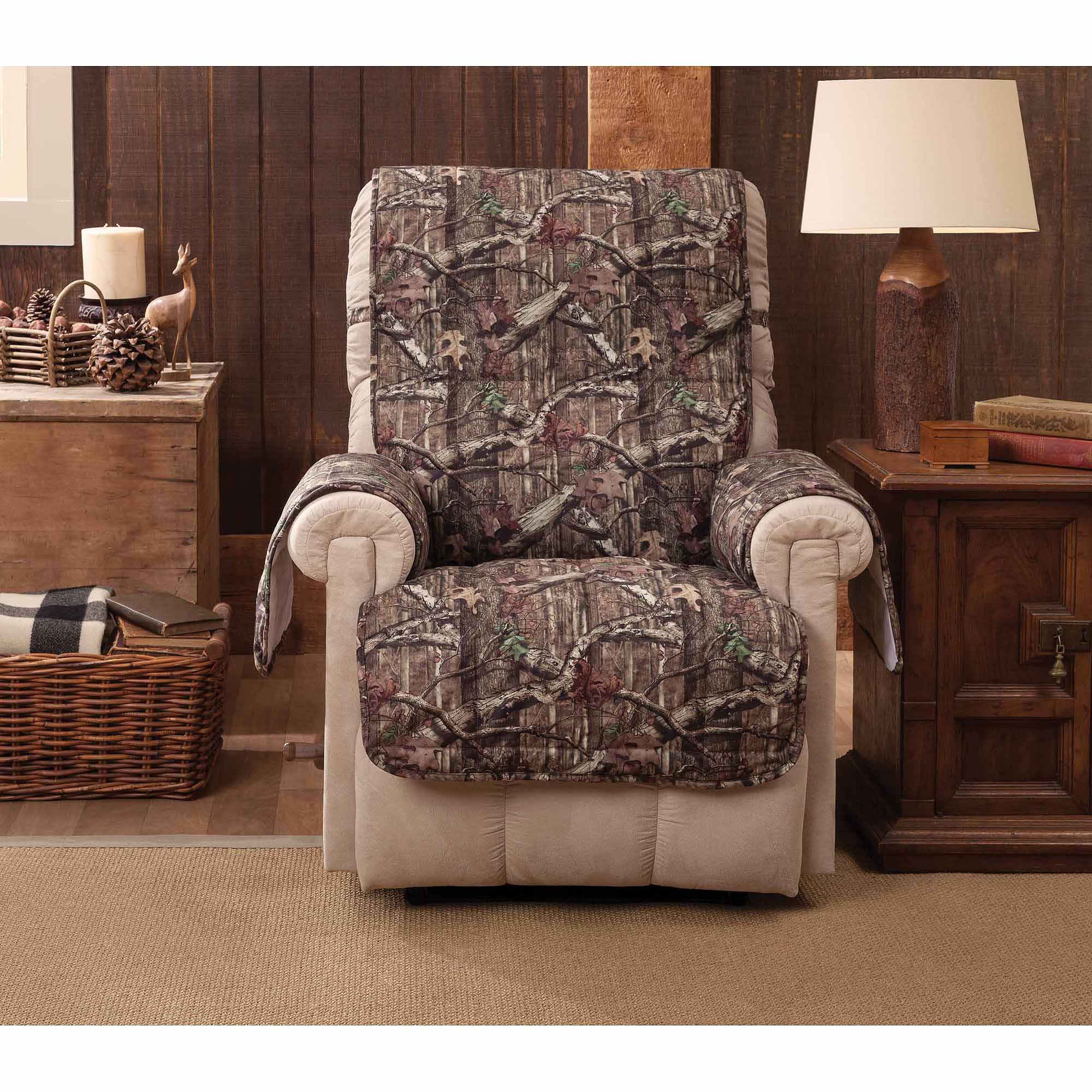Mossy Oak Break Up Infinity Camouflage Recliner/Winu2026
