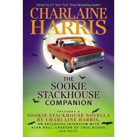 The Sookie Stackhouse Companion (Jerry Stackhouse Shoes)