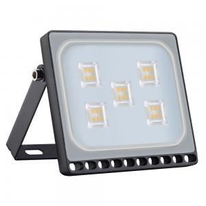 Ultraslim 30W LED Floodlight Outdoor Security Lights 110V Warm White