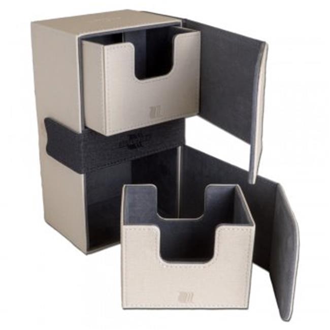 Legion Supplies LGNBF03181 Convertible Dual Deck Box - White