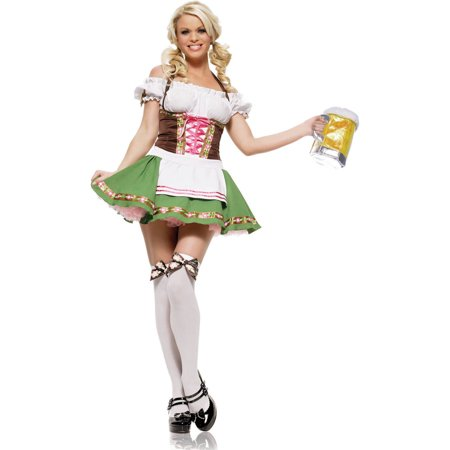 No A Halloween (Leg Avenue Gretchen Adult Halloween)
