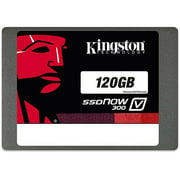 "Kingston Digital 120GB SSDNow V300 2.5"" Solid State Drive with Adapter"