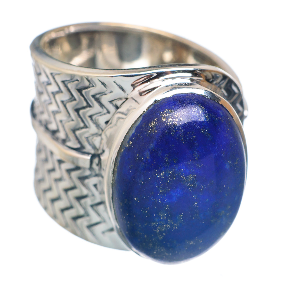Ana Silver Co Lapis Lazuli 925 Sterling Silver Ring Size 8.75 RING794758