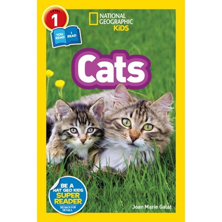National Geographic Readers: Cats (Level 1 Co-reader)