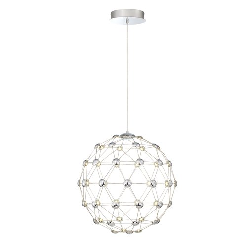 Orren Ellis Sturgis Globe 60 Light Led Chandelier