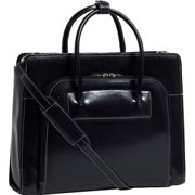 94335 94335 15 4 Lake Forest Ladies Leather Briefcase with Removable
