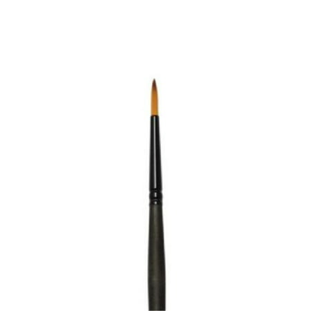 Royal & Langnickel R4100R-3 Best Majestic Taklon Acrylic and Oil Brush Round