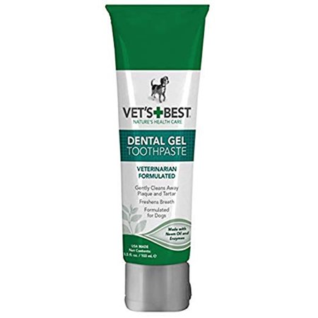 Dog Toothpaste Gel Made in USA 3.5 ounce