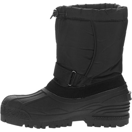 Mens Krugge Winter Boot Snow Warm Lined Insulated Waterproof Ski ...