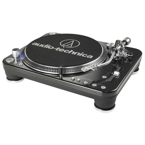 Audio Technica AT-lP1240-USB Professional DJ Turntable by Audio-Technica