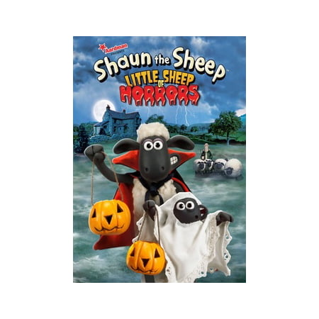 Shaun the Sheep: Little Sheep of Horrors (DVD)