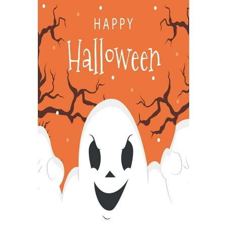 Halloween Activities For Kindergartens (Happy Halloween: Halloween NoteBook Journal and activity gifts for Students, kids, Kindergarten, school students, Teachers. Halloween)