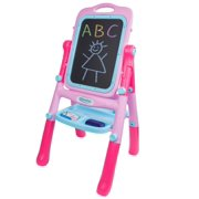 BotabeeTM Double-Sided Art Easel - Pink