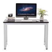 "Ktaxon Wood Computer Desk 43"" PC Laptop Table Workstation Study Home Office Furniture, Black"