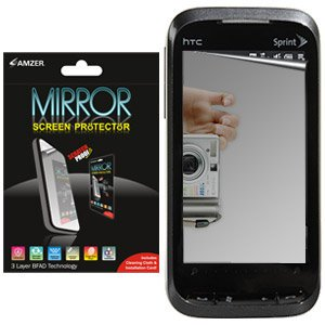 Premium Mirror Anti Scratch Screen Protector for Sprint HTC Touch Pro 2
