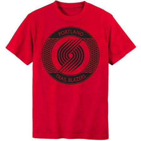 NBA Portland Trail Blazers Youth Team Short Sleeve Tee