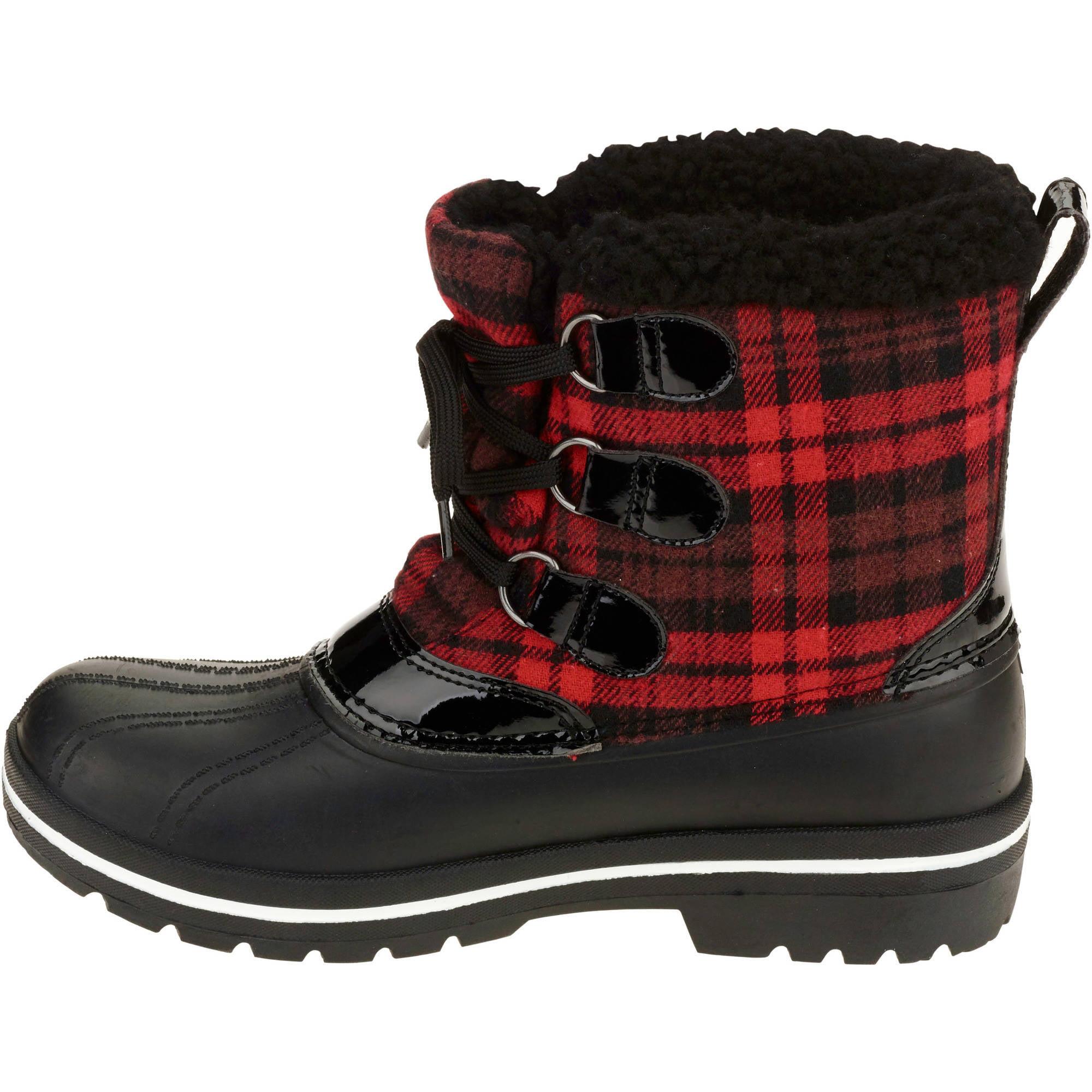 7b5ef0583e Ozark Trail - Women s Lace Up Winter Boot - Walmart.com