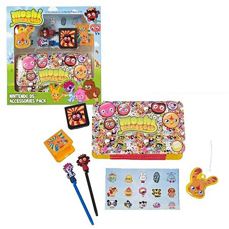Moshi Monsters 7-in-1 Accessory Kit Katsuma Pack For 3DS/DSi/DS Lite Consoles](ds lite cheapest price)
