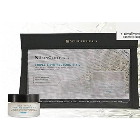 060acae1b5be Skinceuticals Triple Lipid Restore with Cosmetic Bag 0.5 Oz