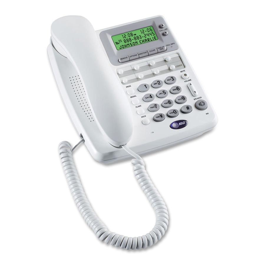 AT Standard Phone - White