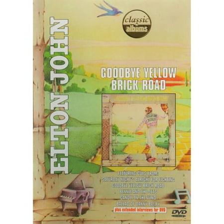 Goodbye Yellow Brick Road (Music DVD) (Amaray (Elton John Yellow Brick Road Yellow Vinyl)