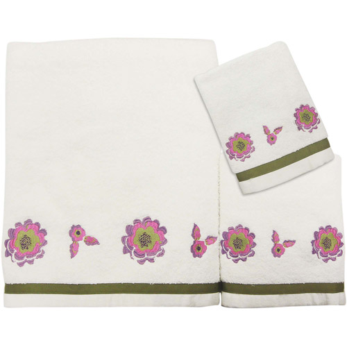 Allure Provence 3pc Towel Set