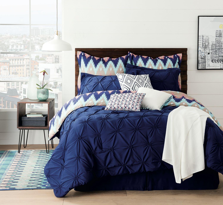 Aztec 10pc Comforter Set King