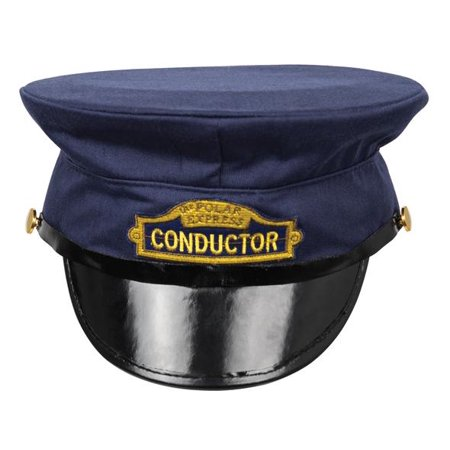 Adult Train Conductor Hat 112