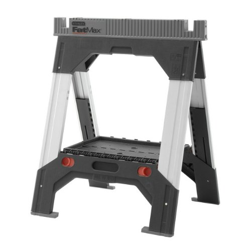 Stanley 011031S FatMax Sawhorse with Adjustable Legs (1-Pack)