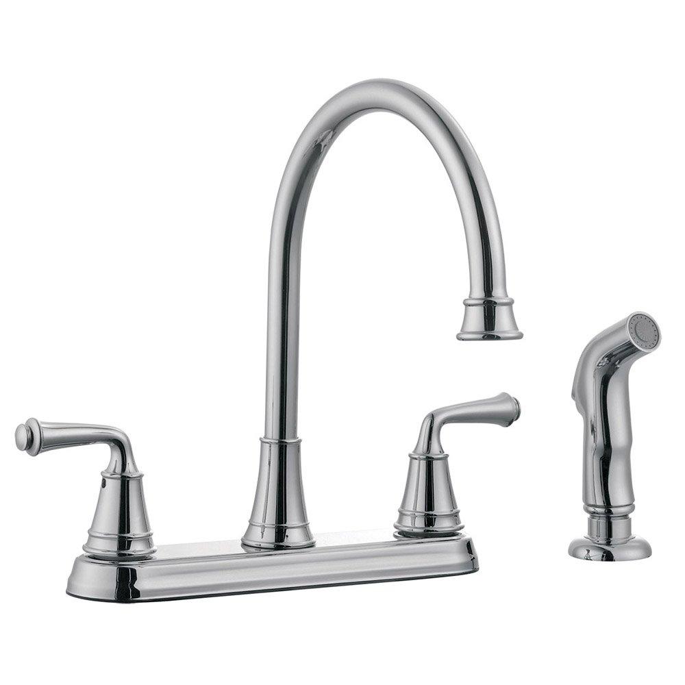 Etonnant Design House 524801 Montello Kitchen Faucet With Sprayer, Satin Nickel  Finish   Walmart.com