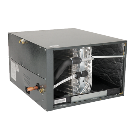 HVAC Direct Comfort by Goodman DC-CHPF Series Evaporator Coil - 3 to 3-1/2 Ton - Cased - Horizontal - 21