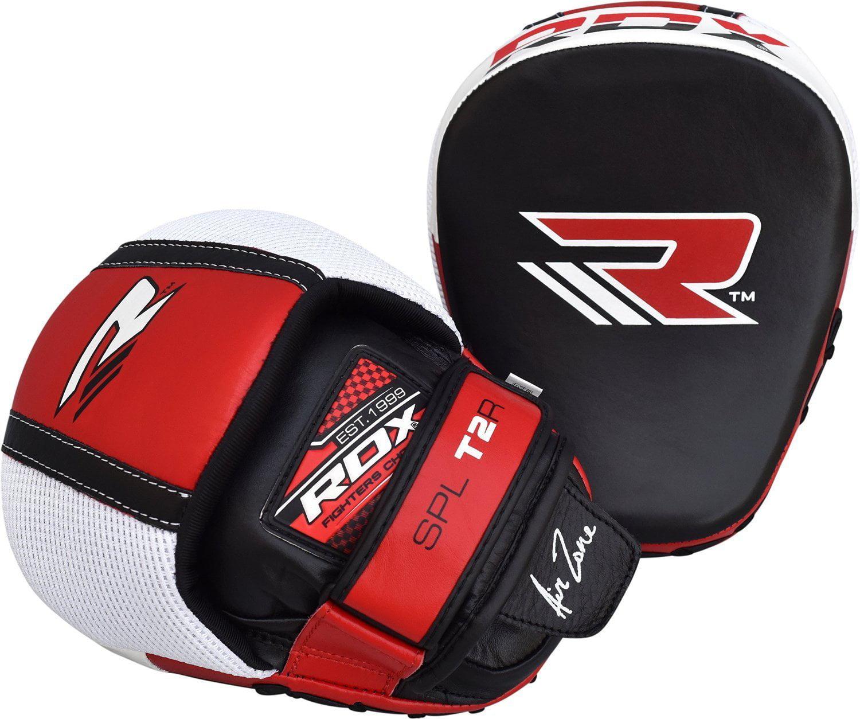 RDX Smartie Pads MMA Boxing Punch Target Focus Training Punching Mitts Hook & Jab Thai Strike Kick Shield by RDX
