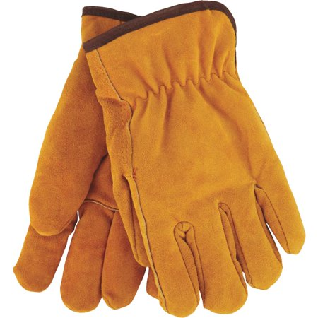Mens Lined Leather Glove,No 706490,  Do It Best (Best Italian Leather Gloves)