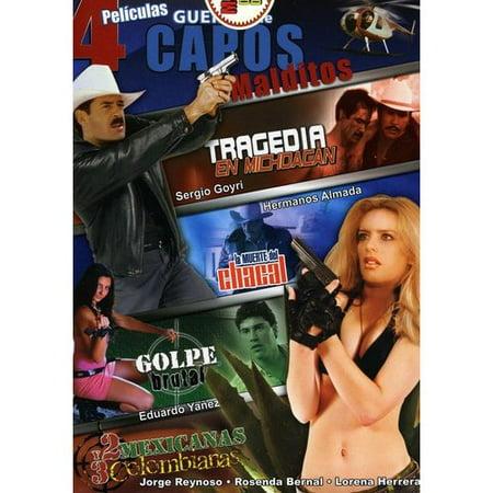 Guerra De Capos Malditos (4 Peliculas) (Spanish) (Full Frame)