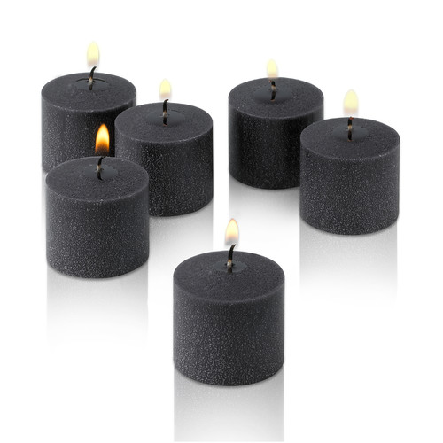Light In the Dark Unscented Votive Candles (Set of 36)