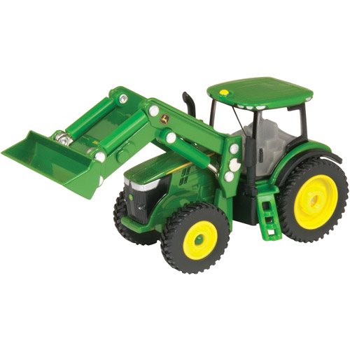 John Deere 1/64 Scale 7230R Tractor with Loader